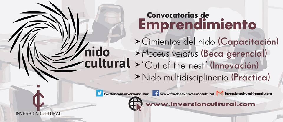 Nido Cultural - Cover