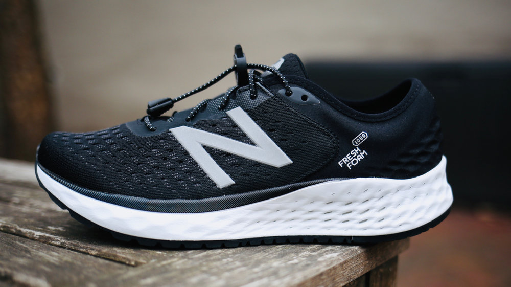 The 1080 V9 from New Balance is the ninth version in a classic series dating back over a decade. This version sees the most radical redesign, and its all for the better.