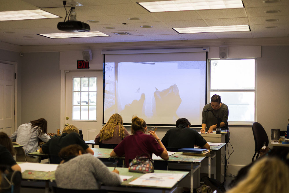 HDA Campus Technology: Teaching with Document Cameras