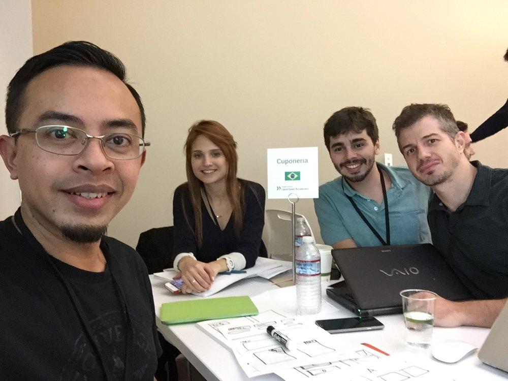 Mentoring Kuponeria from Brazil