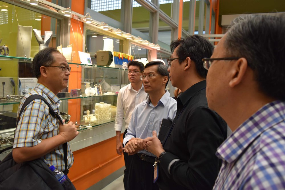 Additive Manufacturing Innovation Centre, Nanyang Polytechnic