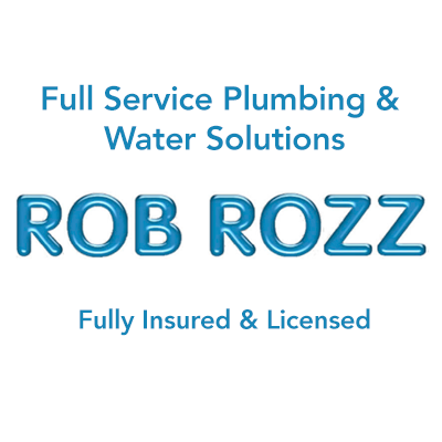 Rob Rozz Full Service Plumbing & Water Solutions