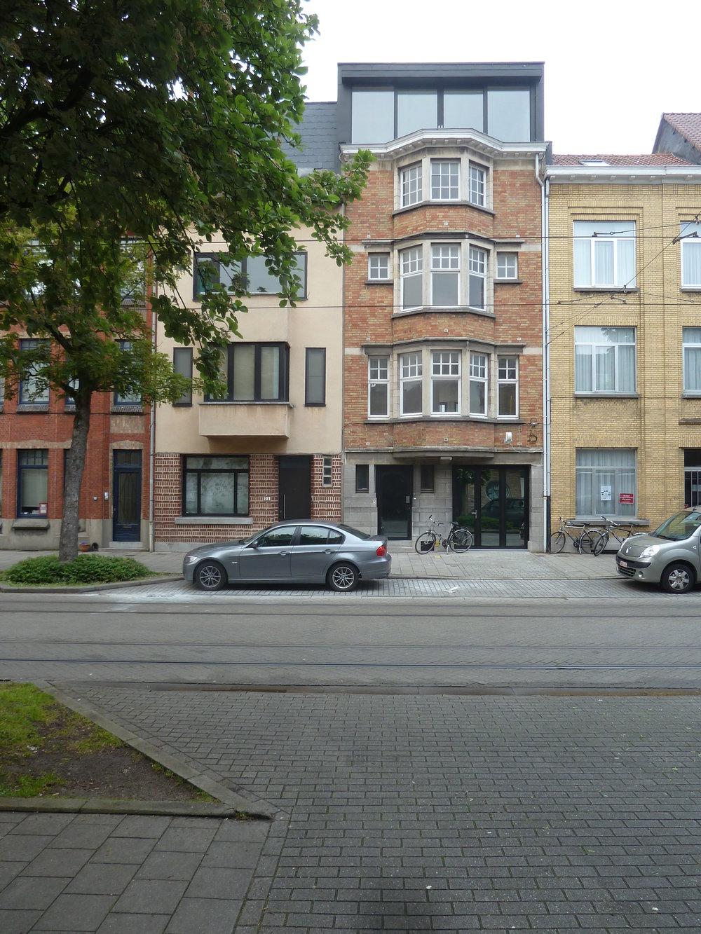 Verbouwing DF, Gent