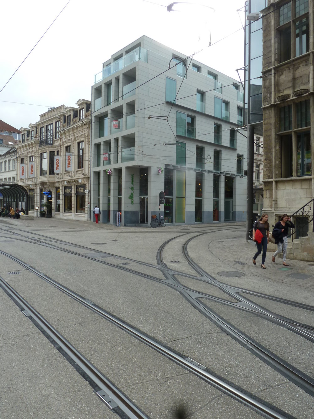 Appartementsgebouw, Gent