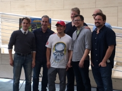 Cast and Crew of the new Lego Movie