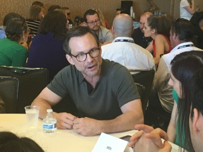 FlickDirect.com Interviews Christian Slater