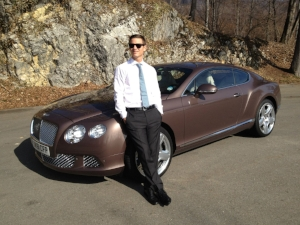 Miketta for Bentley-Motors