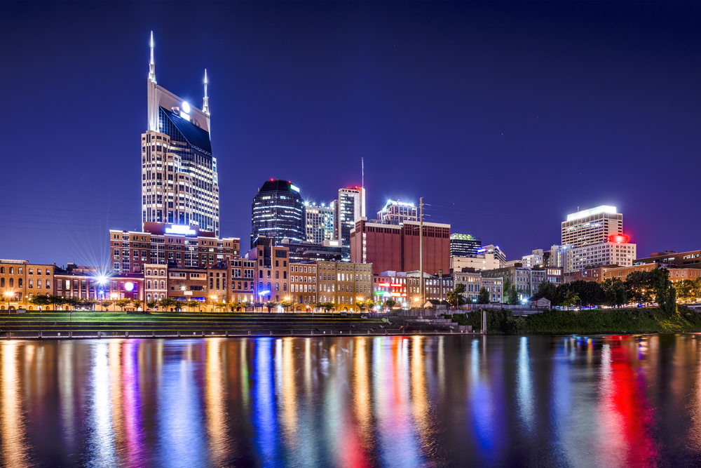 events in nashville