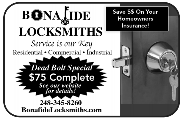 Bonafide Locksmiths ad-march 2018.PNG