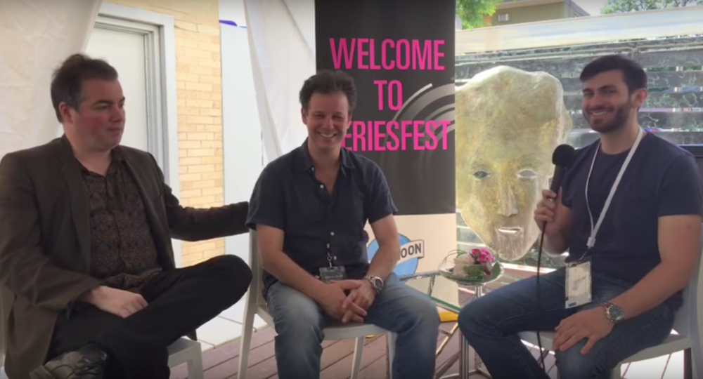 SeriesFest 2017 Interview with Kevin Corrigan and Stephen Girasuolo