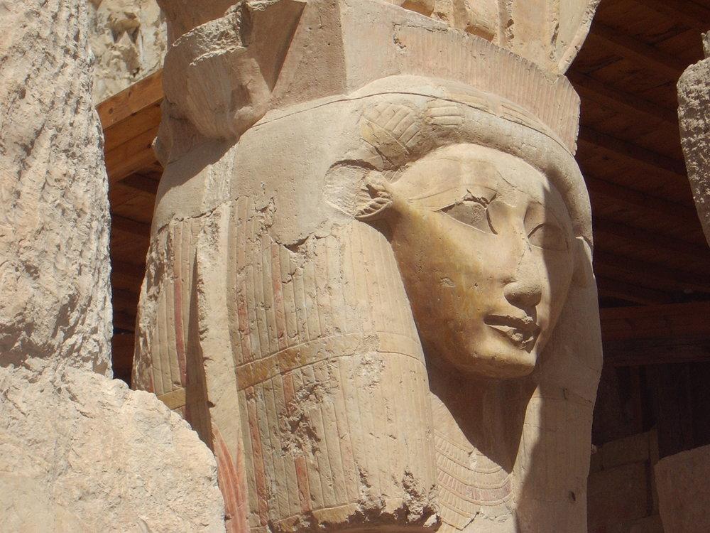 Beautiful Hathor