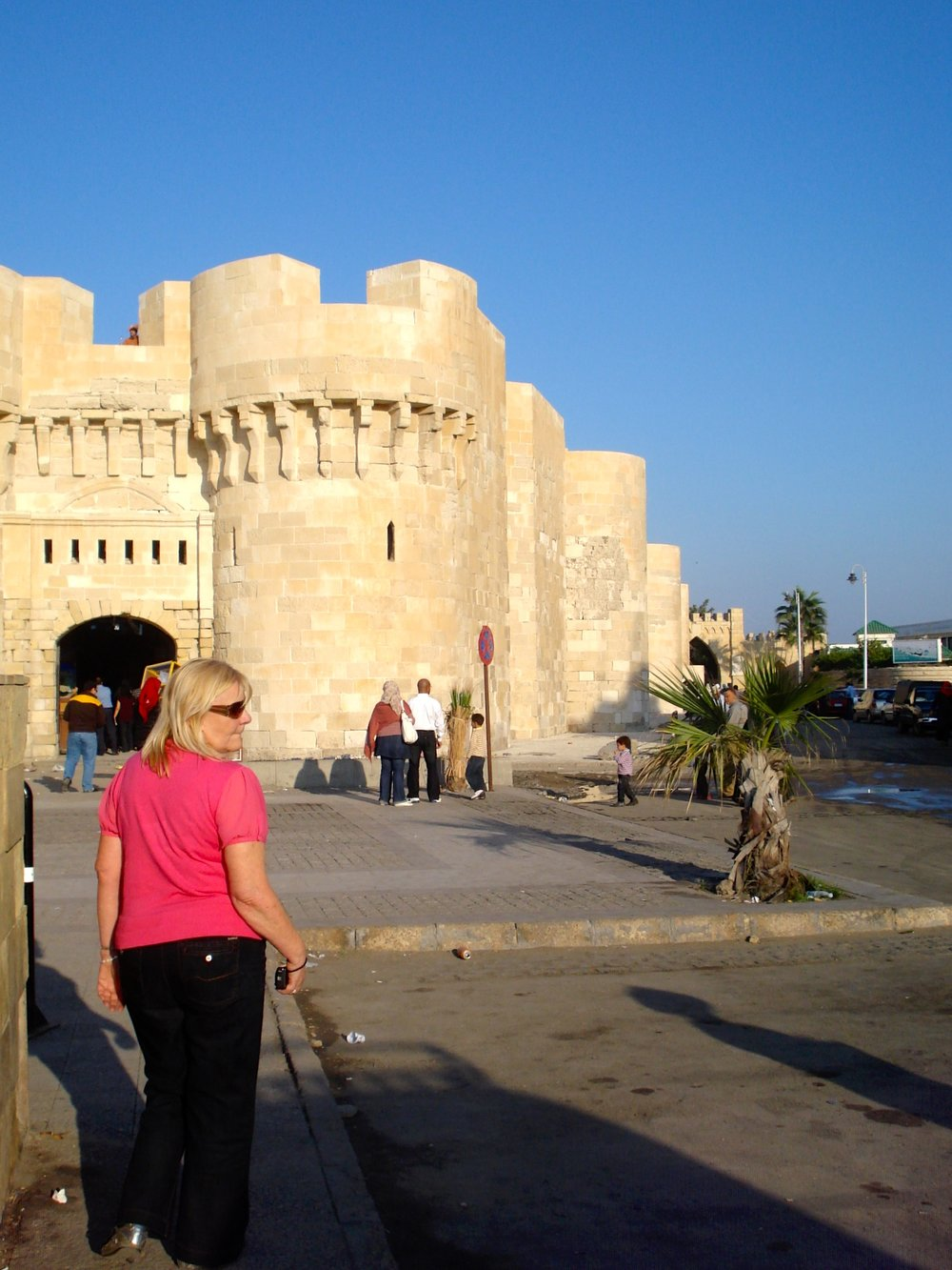 2010 in Alexandria at the Citadel of Qaitbay