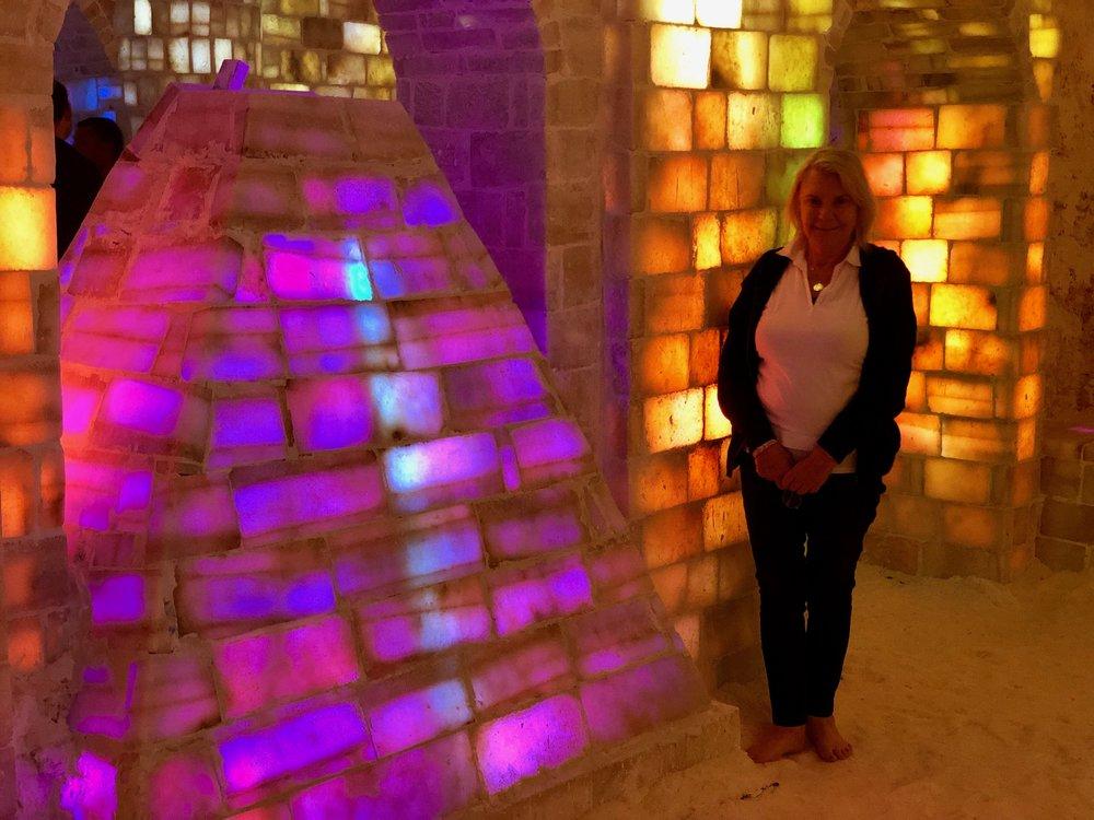 January 2019 in Salt Spa at Siwa Oasis