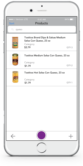 Queso Search Screenshot.png