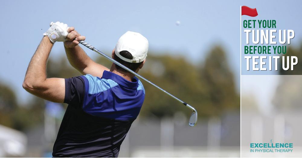 golf + PT