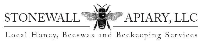 Our honey supplier, Stonewall Apiary in Hanover, Conn.