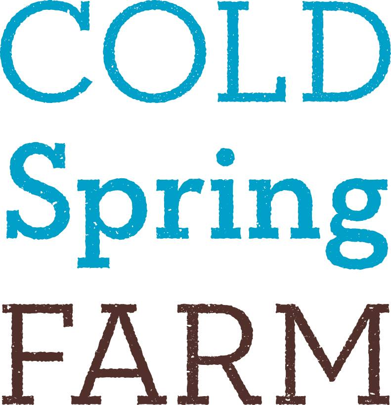 Our egg supplier, Cold Spring Farm in Colchester, Conn.