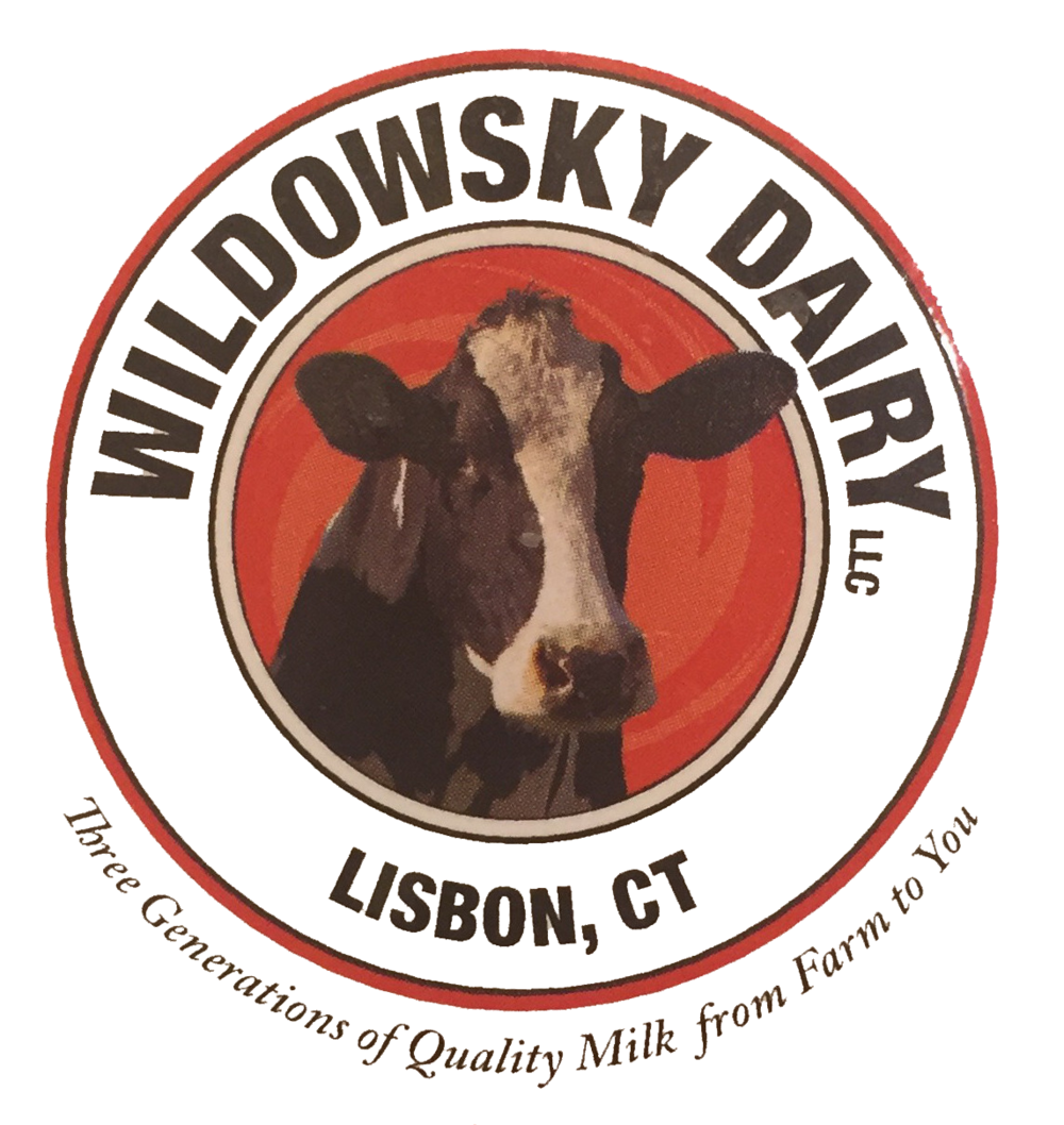 Our milk comes from Wildowsky Dairy, Lisbon, Conn.