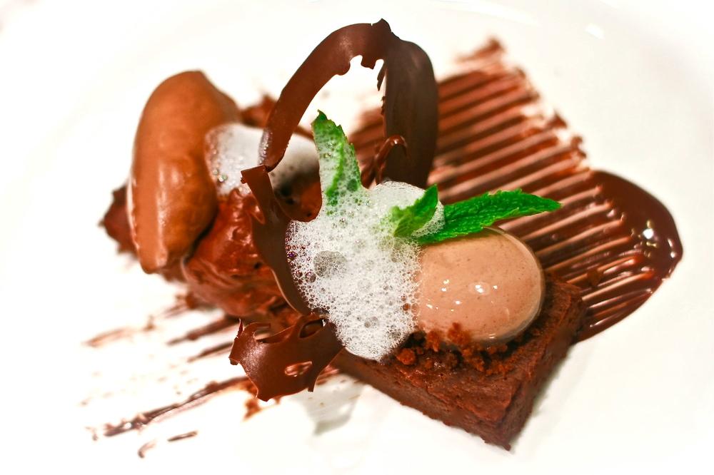 Chocolate x5