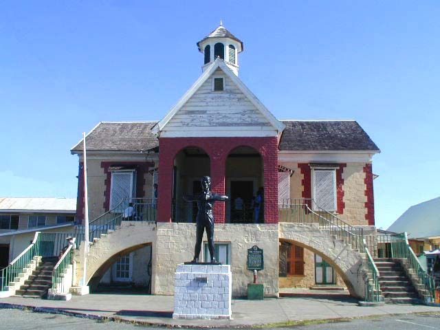 Morant Bay Courthouse