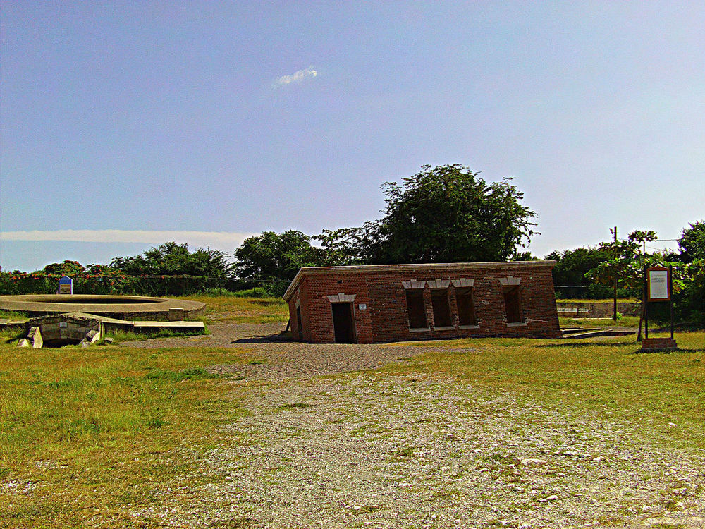Port Royal - Giddy House.  Image Credit: Raychristofer - Wikipedia
