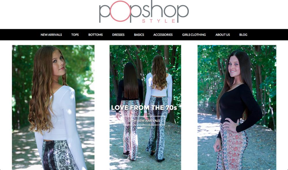 PopShop Style