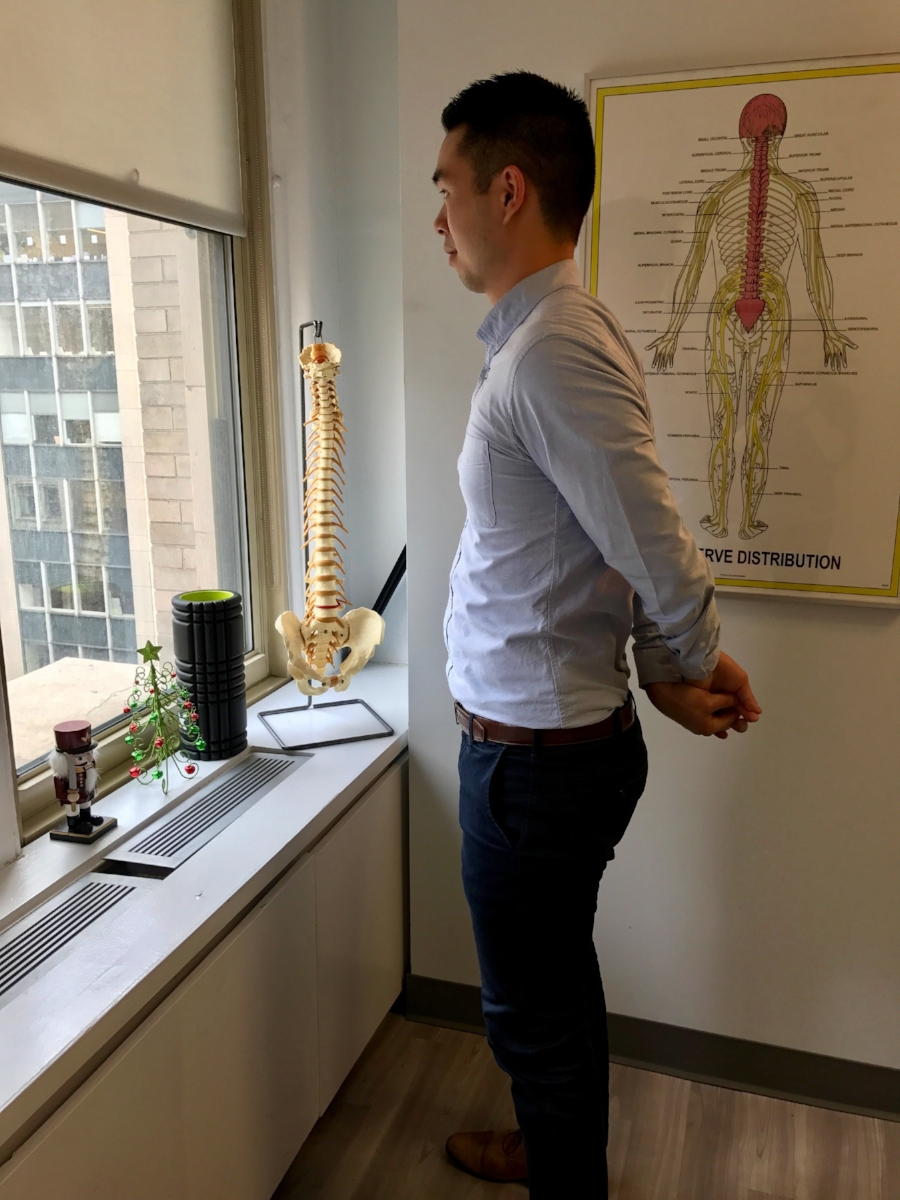 Standing Stretch - Madison Square Wellness - NYC.jpg