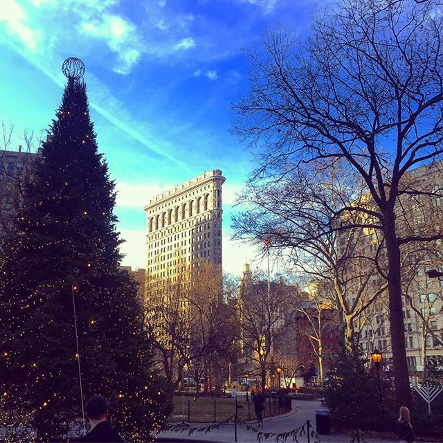 Madison Square Wellness wishes everyone a happy holiday and safe  travels. ☃️🎁🎉#madisonsquarepark #safetravels #holidayseason