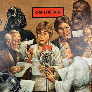 STAR WARS NPR by SCOTT GUSTAFSON Comic Art