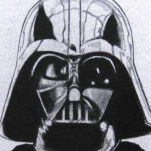 Star Wars USPS Darth Vader Comic Art