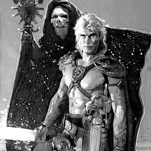Masters Of The Universe Comic Art