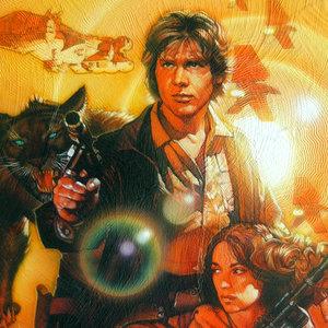 Star Wars Paradise Snare Comic Art