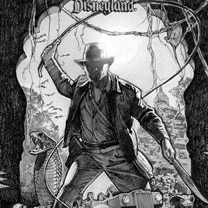 Disney Adventures Indiana Jones Comic Art
