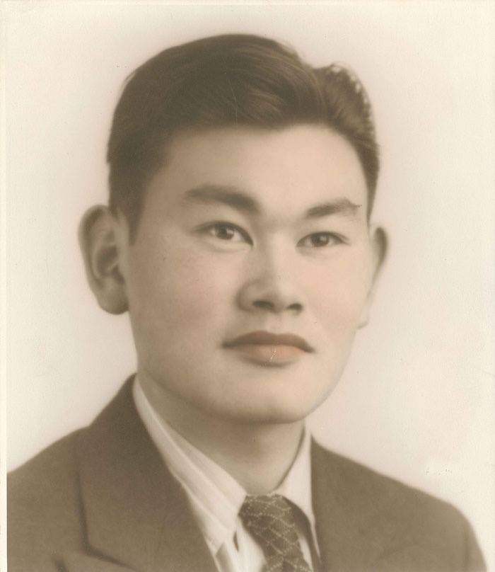 Fred Korematsu, courtesy of Karen Korematsu and the Fred T. Korematsu Institute.