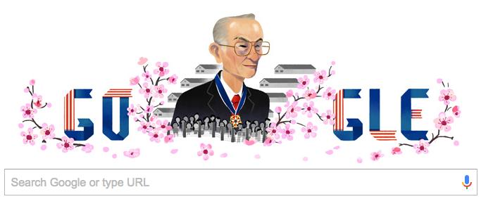 rafu shimpo ftk google doodle