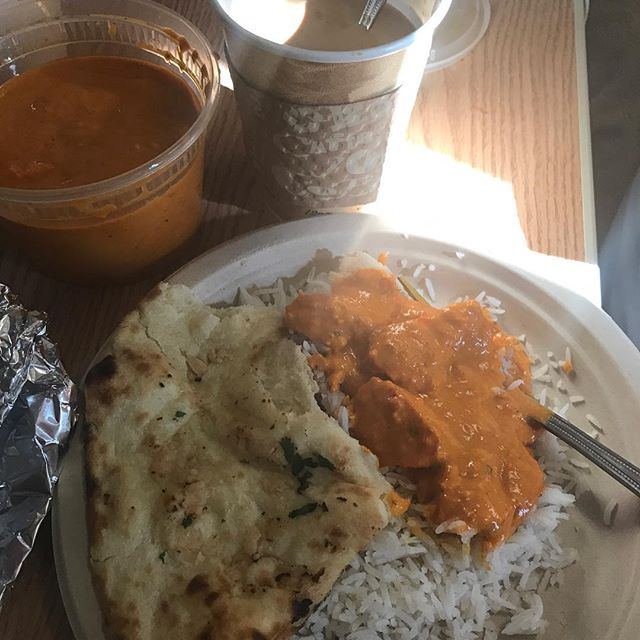 When you refuse the hospital meal plan....#deliveryservice #indianfoodheals #cannabiscommunity #shineonforever ✨❤️