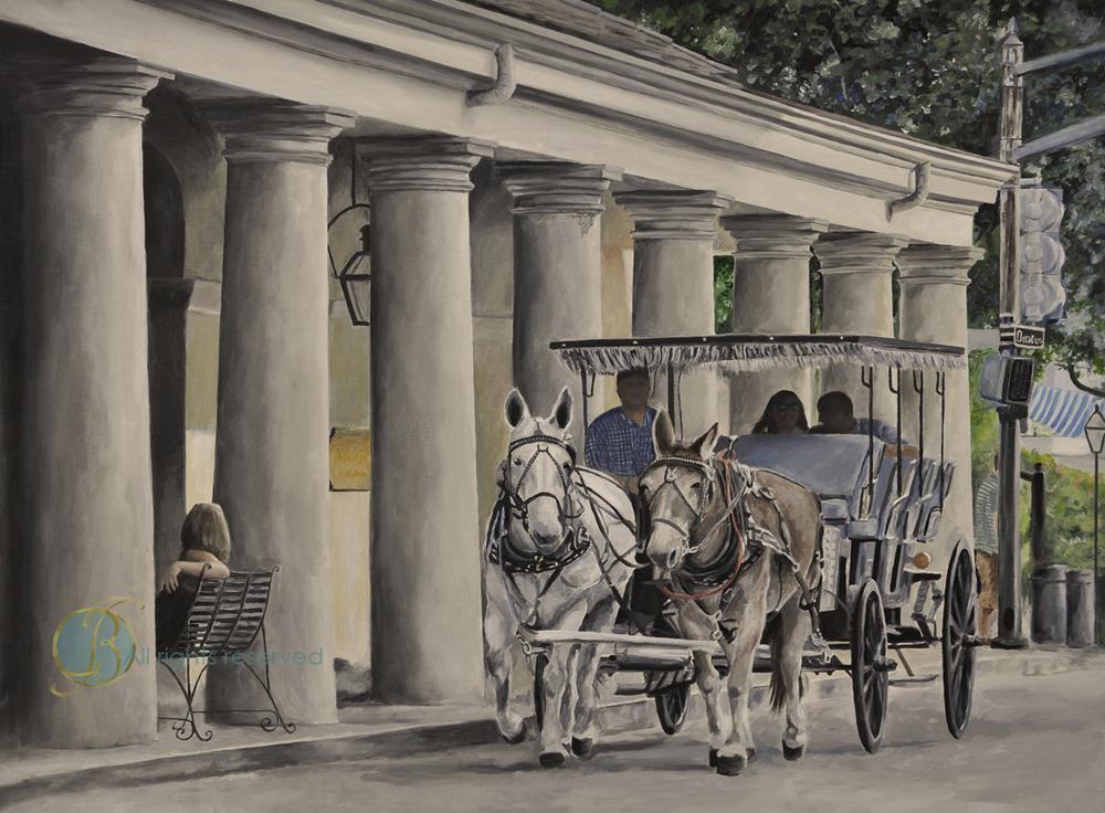 NewOrleans Horse & Buggy