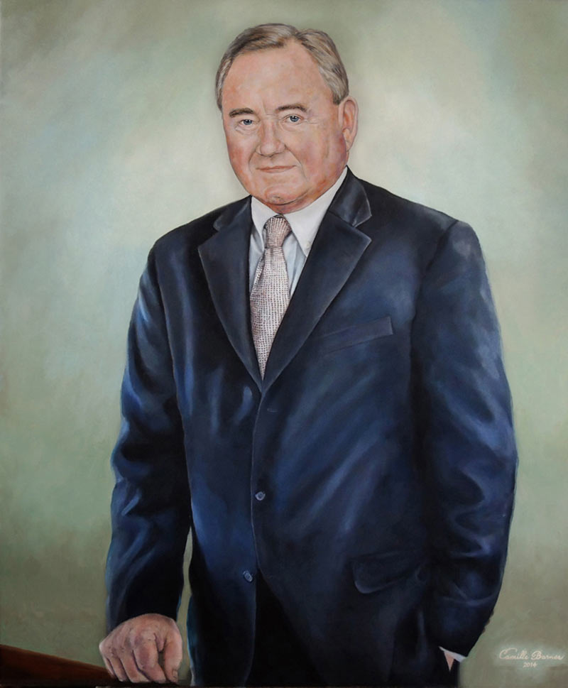 C. T. Williams, cofounder of Blue Williams Law firm, New Orleans