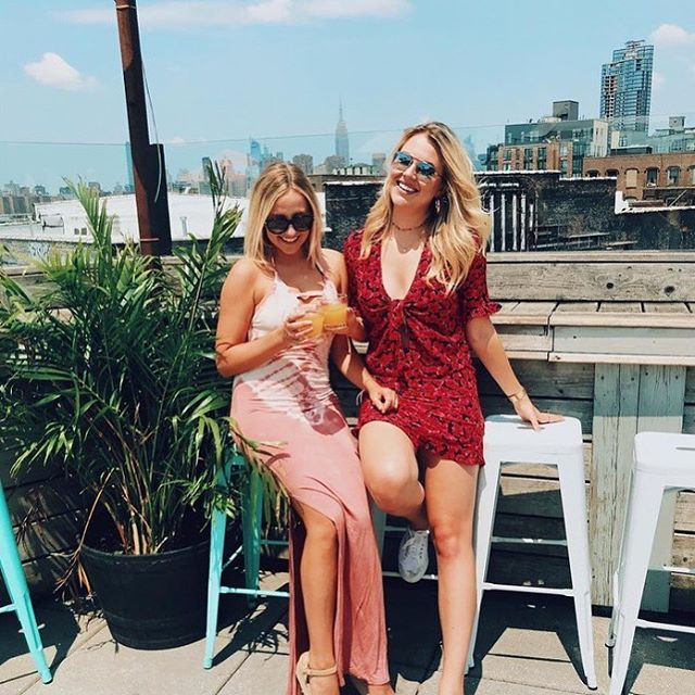 Summer isn't over yet 🥂😈 weekend forecast is calling for clear skies ((finally)) | 📸: @anita_margaritaz