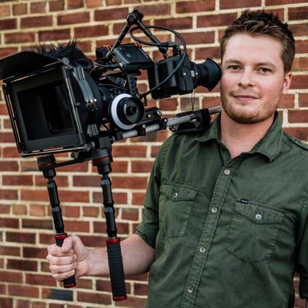 """<a href=""""/erik-hecht"""">Erik Hecht<strong>Cameraman, Photographer, & Video Editor</strong></a>"""