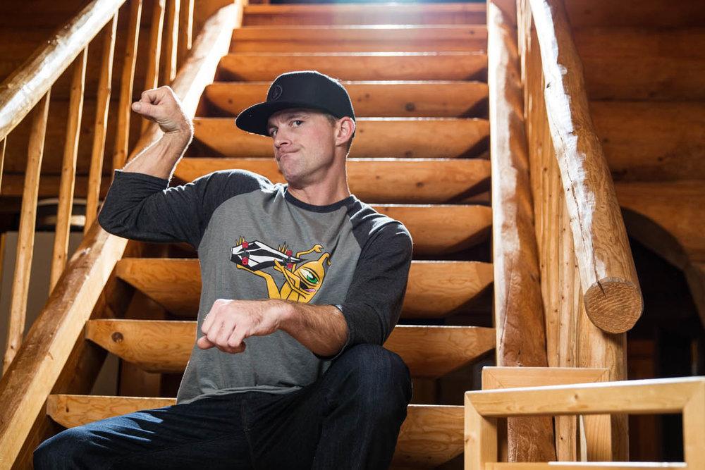 """<a href=""""/mark-landvik"""">Mark Landvik<strong>Professional Snowboarder</strong></a>"""