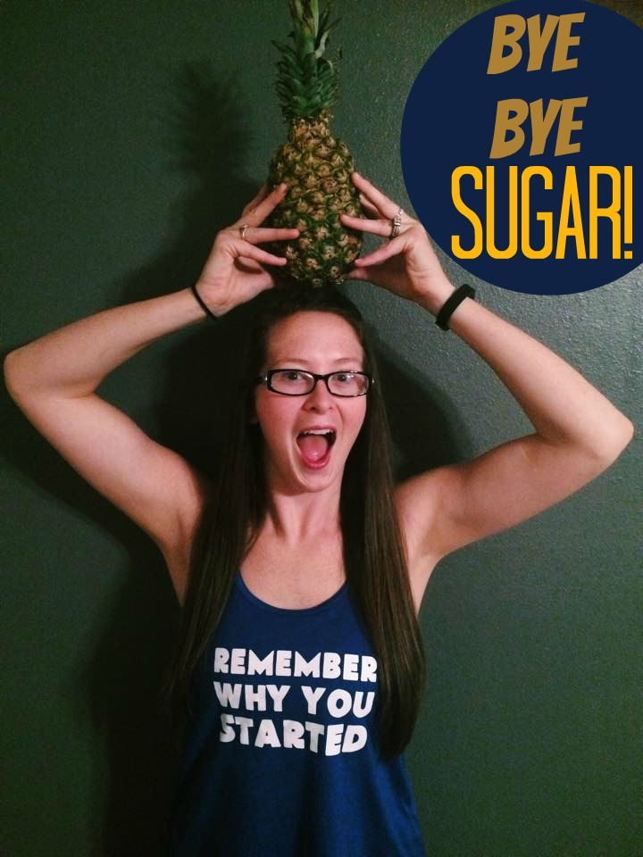 Bye Bye Sugar Menu from www.brittanysuell.com #leaveyourlegacy