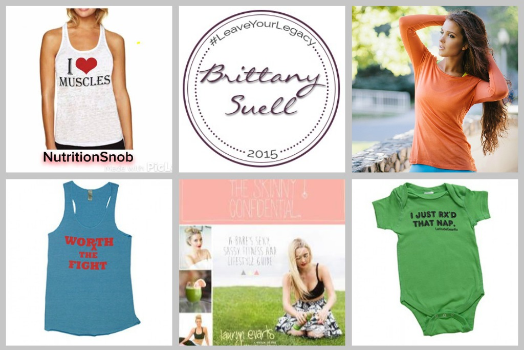 Giveaways from BrittanySuell.com