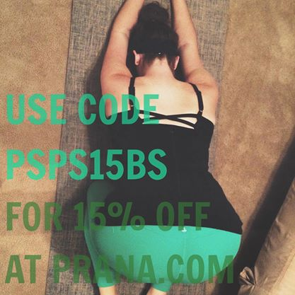 Check out @Prana new Spring line of clothes, and use code: PSPS15BS for 15% OFF! From @brittanysuell