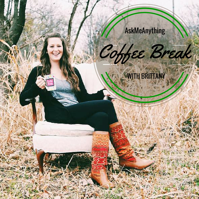 Do you have questions about fitness or healthy eating? Maybe you are wondering how to balance working out and a busy lifestyle, or questions about going sugar free and making healthy family meals. Join @brittanysuell for the #AskMeAnything Coffee Break and get your questions answered!