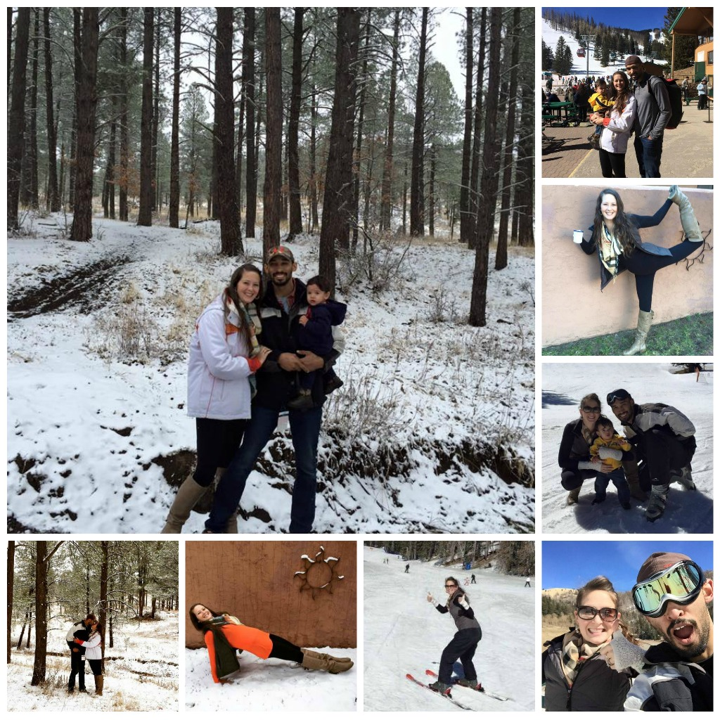 Quick Weekend in Ruidoso, NM. was so refreshing @brittanysuell