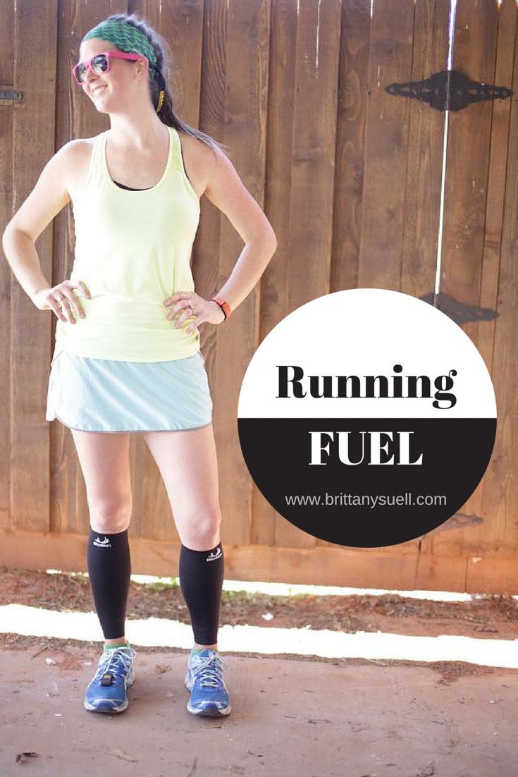 The newest additions to my Running FUEL list! Must-Haves for a successful, nutritious run! via @brittanysuell