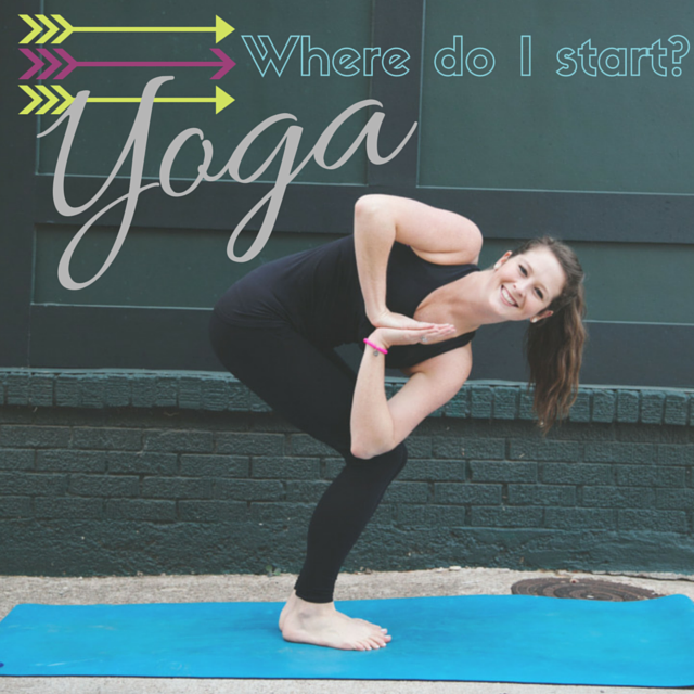 Are you wanting to start Yoga, but not sure where to start? @brittanysuell outlines some great options on where to take classes, which options are the best for beginners, plus other ways to learn about yoga!