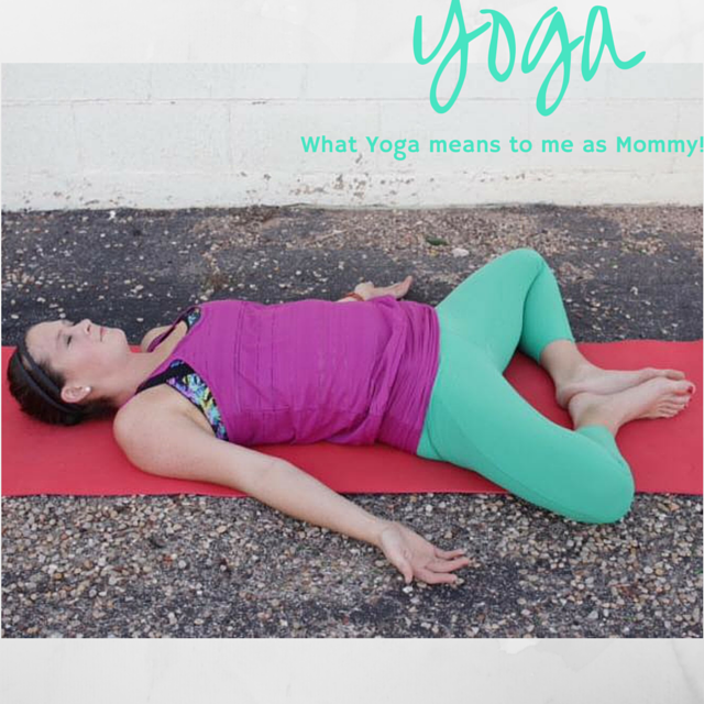 How Yoga helped me heal after having a miscarriage! #MommyMonday @brittanysuell