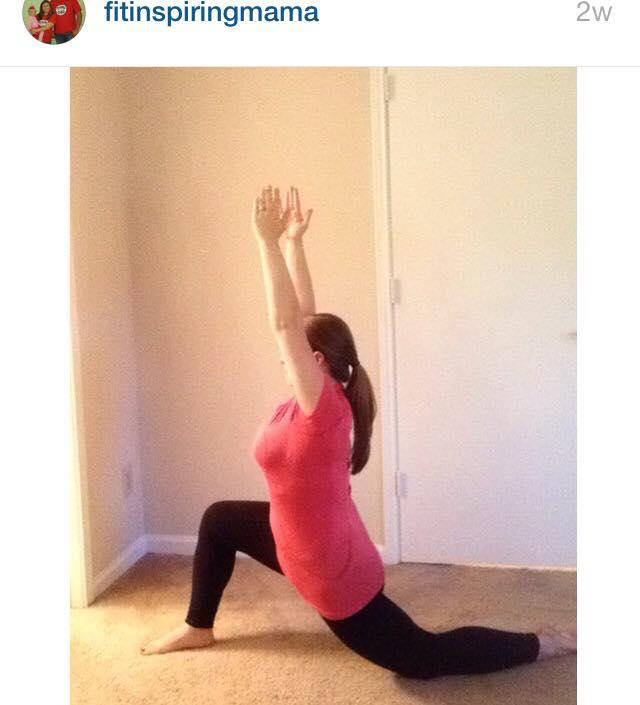 #LoveYourHIps Yoga Challenge Recap